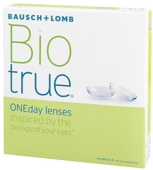 BIOTRUE ONE DAY 90 PACK - Biotrue One Day (90 lenses/box)