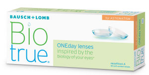 BIOTRUE ONE DAY FOR ASTIGMATISM 300x151 - Biotrue One Day for Astigmatism