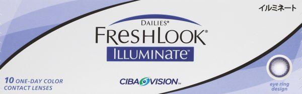 FRESHLOOK ONE DAY ILLUMINATE 10 PACK 600x187 - Freshlook 1 Day Illuminate