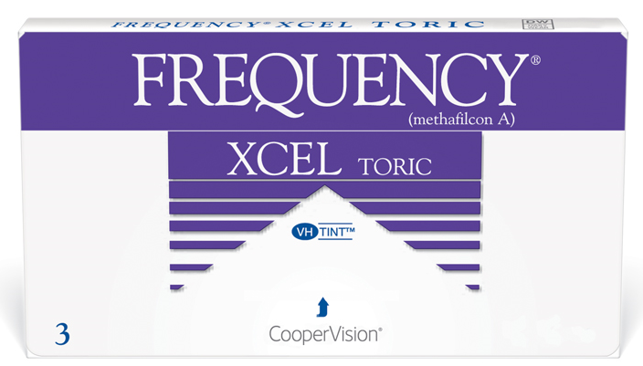 FRQUENCY XCEL TORIC - Frequency Xcel Toric XR