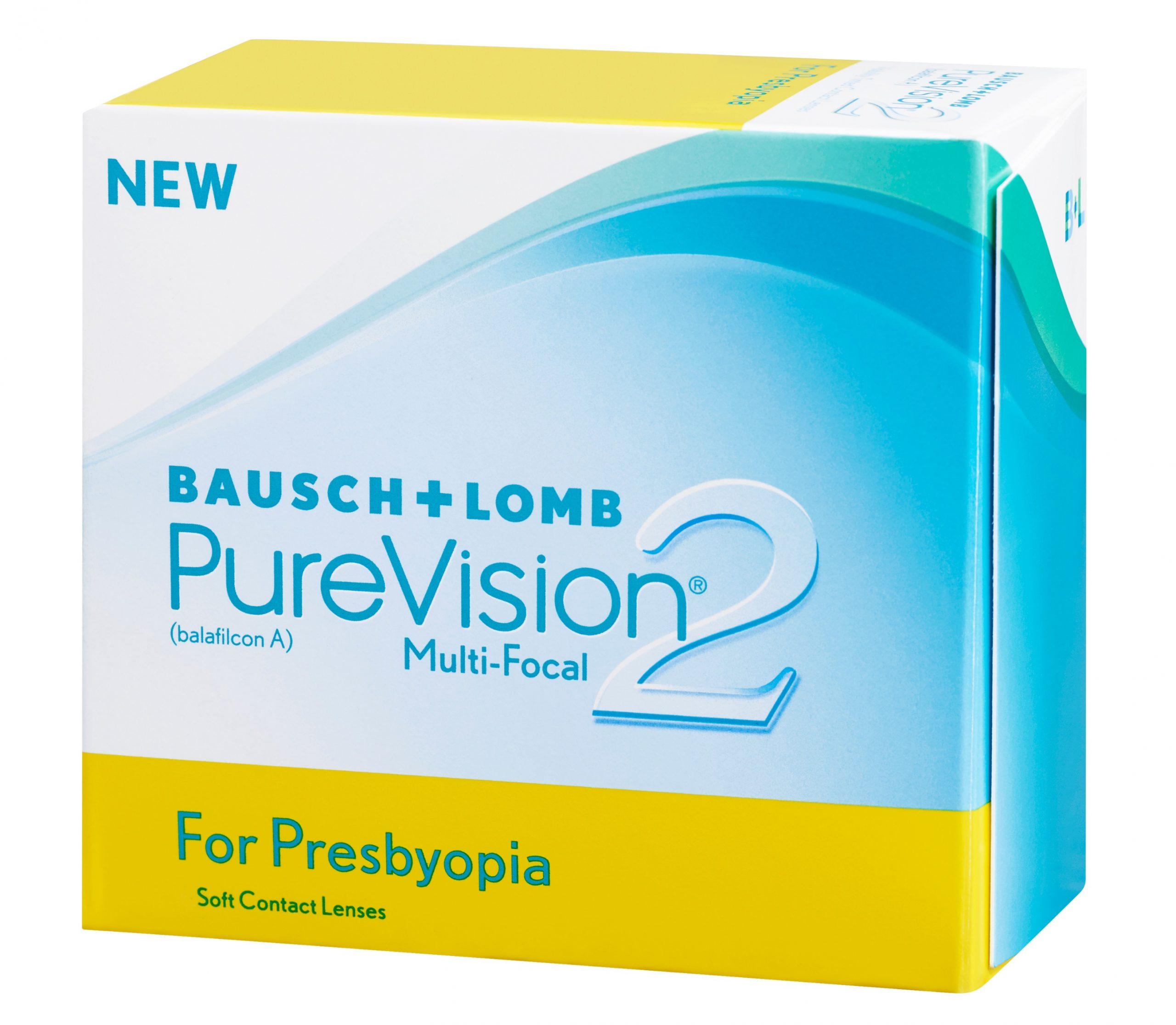 PUREVISION 2 FOR PRESBYOPIA scaled - PureVision 2 for Presbyopia + ReNu MPS
