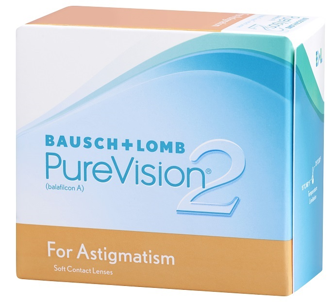 PUREVISION 2HD FOR ASTIGMATISM - PureVision 2HD for Astigmatism + Biotrue Solution