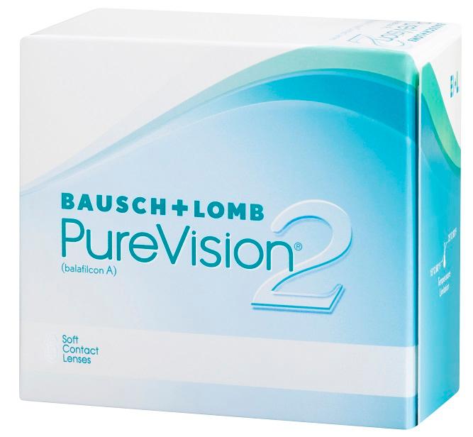 PUREVISION 2HD - PureVision 2HD + Biotrue Solution